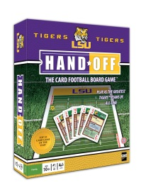 LSU Tigers Hand-Off box