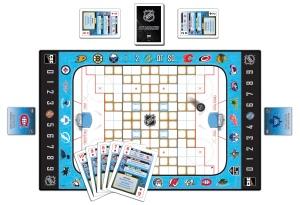 NHL Ice Breaker game setup