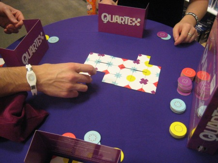 Quartex in action at F.G. Bradley's